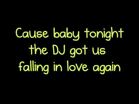 DJ Got Us Falling in Love – Usher Lyrics ft. Pitbull
