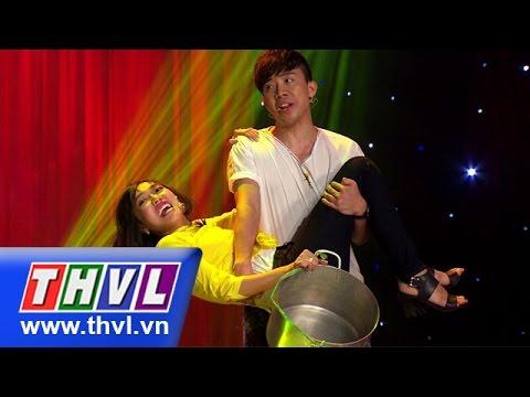 THVL | Cười xuyên Việt: Cuộc thi kỳ thú - Trấn Thành, Anh Đức, La Thành, Hà Trinh, Diệu Nhi - Thời lượng: 11:01.