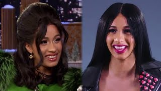 Video 10 Funniest Cardi B Interview Moments MP3, 3GP, MP4, WEBM, AVI, FLV Februari 2019