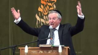 """הרב מרדכי דוד נויגרשל – פרשת בשלח (ה'תשע""""ד)"""