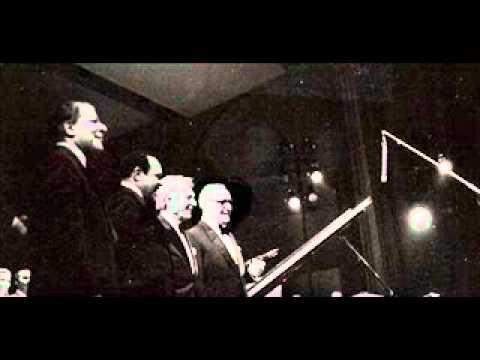 The Orignal Benny Goodman Quartet 1973-Ding Dong Daddy (видео)