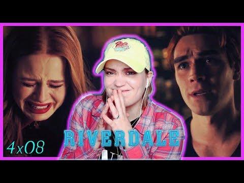 "Riverdale Season 4 Episode 8 ""In Treatment"" REACTION!"