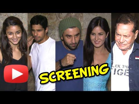 Brothers Special Screening | Sidharth Malhotra, Al
