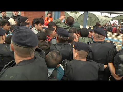 Διχασμένες οι ευρωπαϊκές χώρες απέναντι στην προσφυγική κρίση