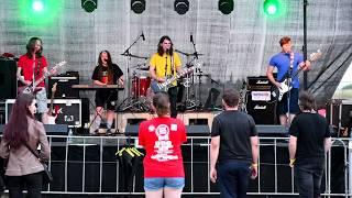 Video Skupina Wotazník - (Ode)vzdávám (live Škola-rocku Open Air Festi
