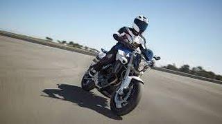 6. 2015 BMW F800R Road Test