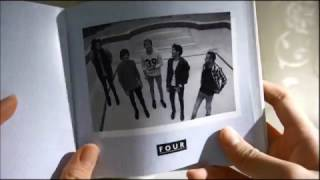 One Direction Unboxing : 1D FOUR Album