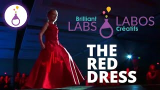 THE RED DRESS : THE REVEAL