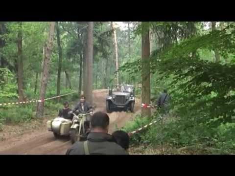 T-34 Hetzer Schwimmwagen Kubelwagen etc Overloon 2011