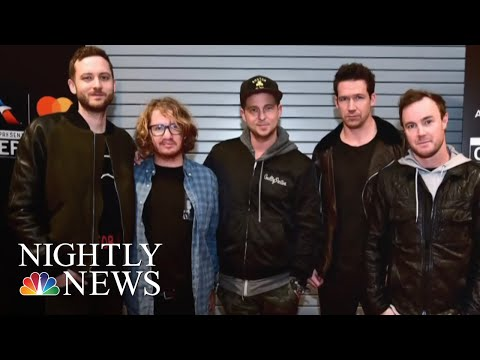 Manhunt In Nashville For 'Cold-Blooded' Murderers | NBC Nightly News (видео)