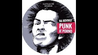 Video KONCERT - klip kapely Na Rovinu! akordeon/punk/rock Pardubice