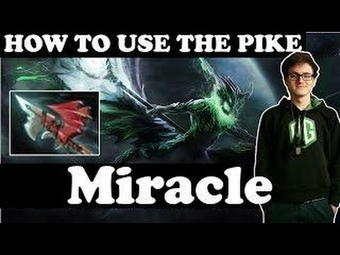 Miracle- Outworld Devourer - How to use Hurricane Pike