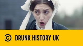 Florence Nightingale First Patient  | Drunk History