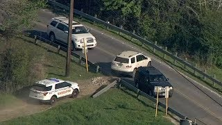 Video Highlights: High Speed Police Chase Goes Off Road in Houston! MP3, 3GP, MP4, WEBM, AVI, FLV Maret 2019