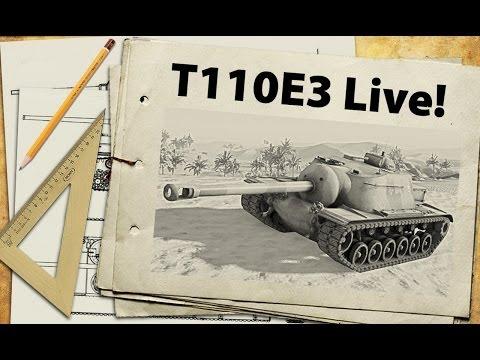 T110E3 Live! - IsoPanzer, Jove, Gleborg и Tiberian39