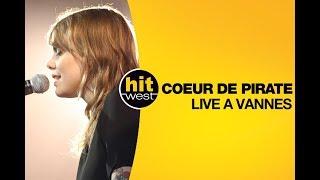 COEUR DE PIRATE - HIT WEST LIVE à Vannes (partie 1)