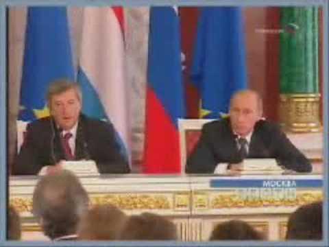 Путин и эстонское телевидение