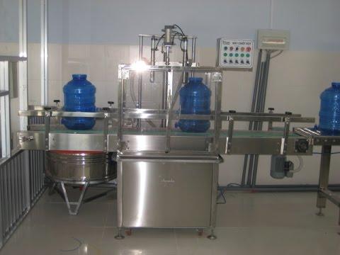 Hệ thống xử lý nước uống đóng bình
