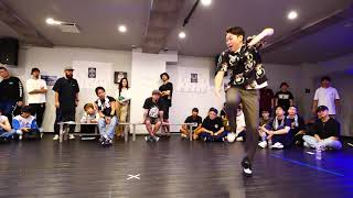 Dai vs MAOウィーズリー – POP CITY 2019 OSAKA BEST8