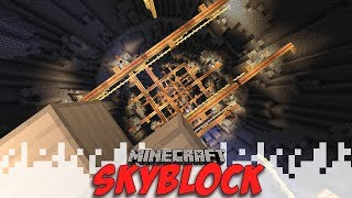 Dropper Keys! - Skyblock Season 4 - EP08 (Minecraft Video)