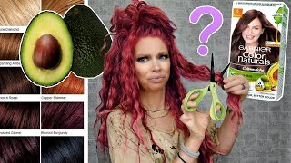 HAIR MAKEOVER at home! (Extensions & Box Dye!) by GRAV3YARDGIRL