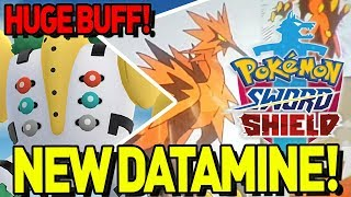 These NEW MOVES are BUSTED! HUGE LEAK in Pokemon Sword and Shield! by aDrive
