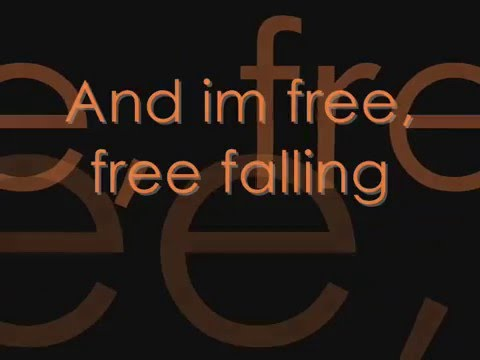 tom petty free falling. Tom Petty- Free Falling +