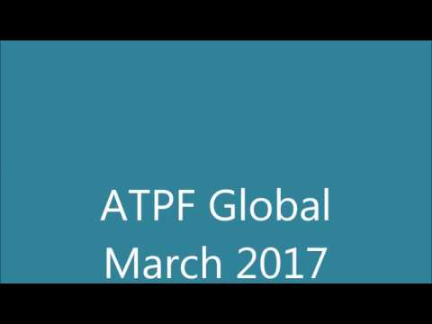 ATPF Global  March 2017 Race Gun BG