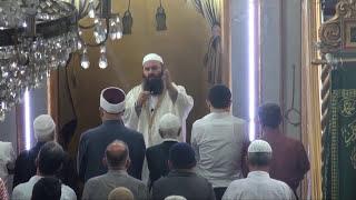 Thotë Melaqja: O Allah jepi atij që jep - Hoxhë Bekir Halimi