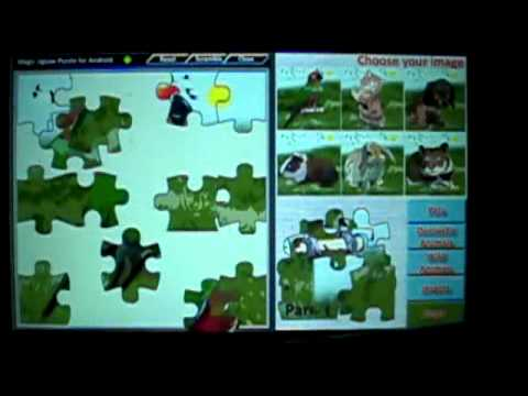 Video of Magic Jigsaw Puzzle 1