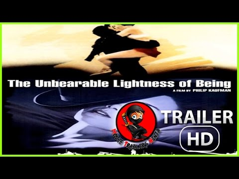 The Unbearable Lightness of Being Official Trailer HD - Daniel Day-Lewis (1988)