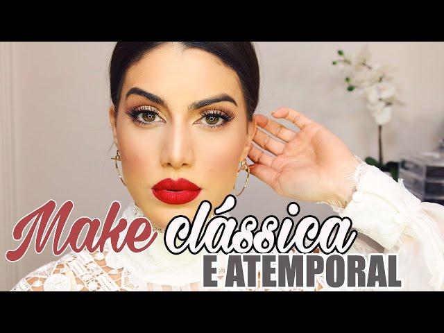 Make Classica e Atemporal - Super Vaidosa