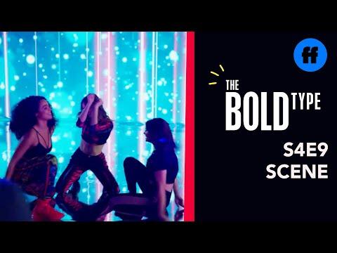 The Bold Type Season 4, Episode 9 | The Girls' Bachelorette Dance | Freeform