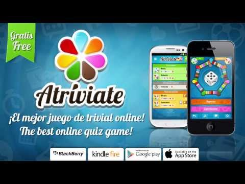 Video of Atriviate (Online Trivia)