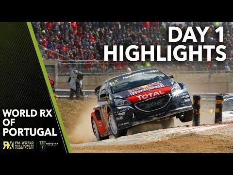 Day 1 Highlights: MontalegreRX - FIA World RX 2016