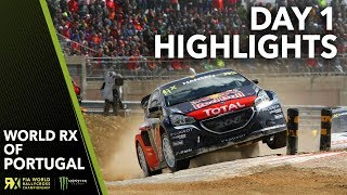 Day 1 Highlights: MontalegreRX - FIA World RX 2016