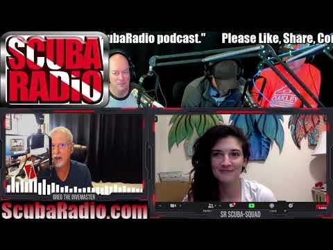 Live studio video feed for ScubaRadio for 1-9-21. #ScubaRadio