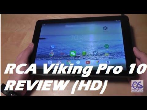 REVIEW: RCA Viking Pro 10