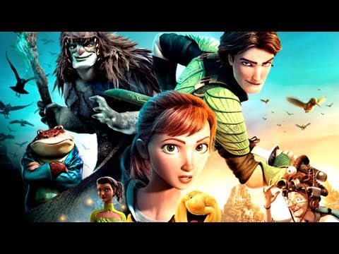 epic - Epic Trailer #3 2013 - Official movie trailer in HD - Animated Adventure-Comedy starring Colin Farrell, Josh Hutcherson, Amanda Seyfried, Christoph Waltz, Pi...