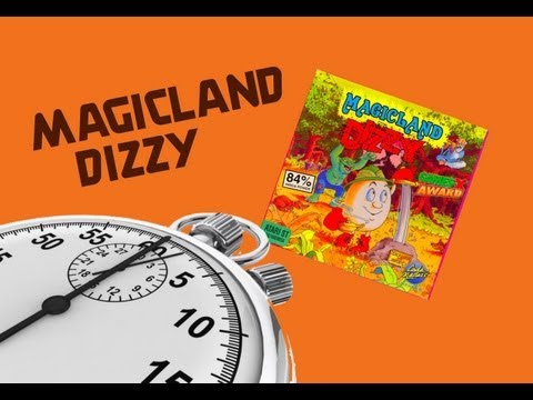 Magicland Dizzy Atari