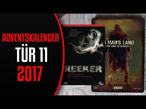 Türchen 11 - No Mans Land Rise of the Reeker Steelbook