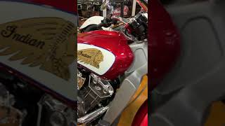 7. 2019 Indian SCOUT ABS  ICON SERIES