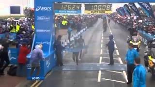 Great Ethiopian Runner Kenenisa Bekele Beats Mo Farah And Priscah Jeptoo Take Wins In Great North Ru