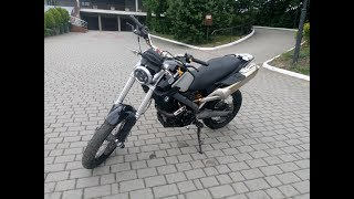 6. BMW G650 Xcountry