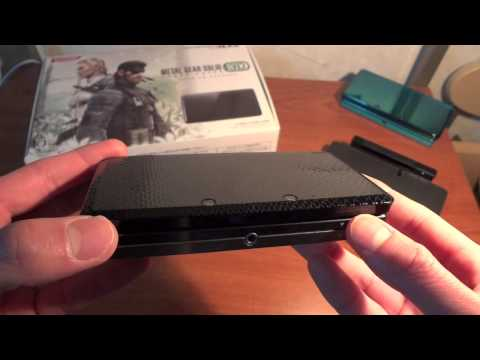 0 Pickup (3.8.2012): Snake Camo Metal Gear Solid 3DS
