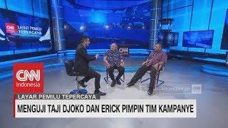Video Menguji Taji Djoko dan Erick Pimpin Tim Kampanye MP3, 3GP, MP4, WEBM, AVI, FLV November 2018