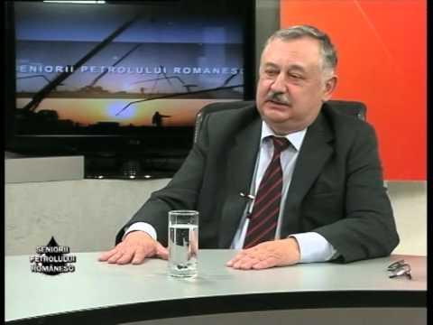 Emisiunea Seniorii Petrolului Românesc – Dan Prodan – 19 aprilie 2014