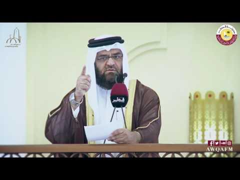 خطبة بعنوان الشائعات وأثرها للشيخ عبدالله بن محمد النعمة