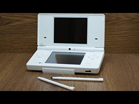 Обзор Nintendo DSi (karelы show)