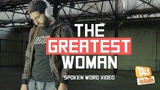 Video THE GREATEST WOMAN  - SPOKEN WORD MP3, 3GP, MP4, WEBM, AVI, FLV November 2018